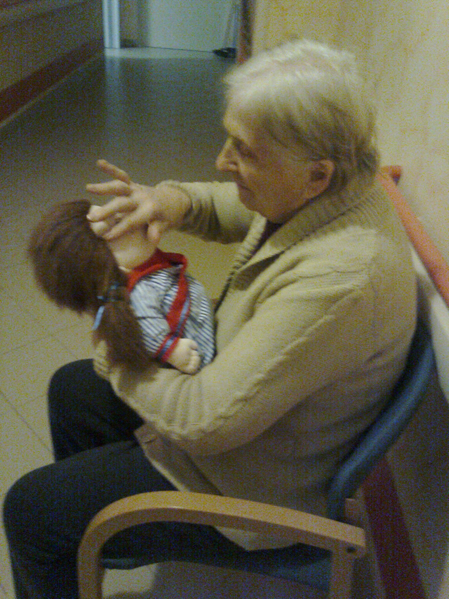 Dott.ssa Roberta Marangoni - Psicologa Psicoterapeuta - Doll Therapy